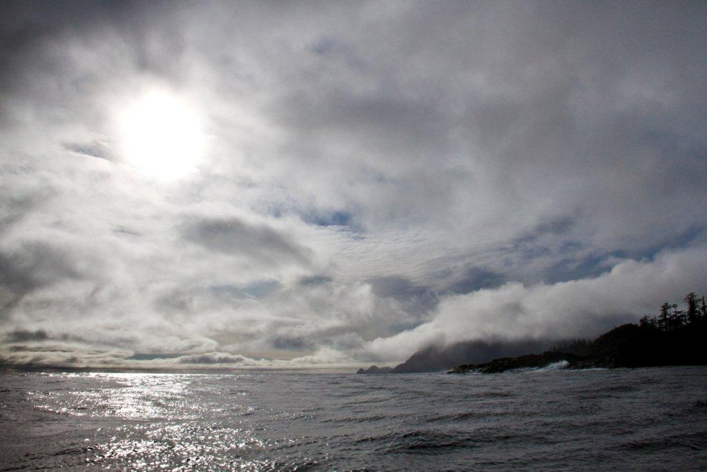 McLean Arm south to Cape Chacon